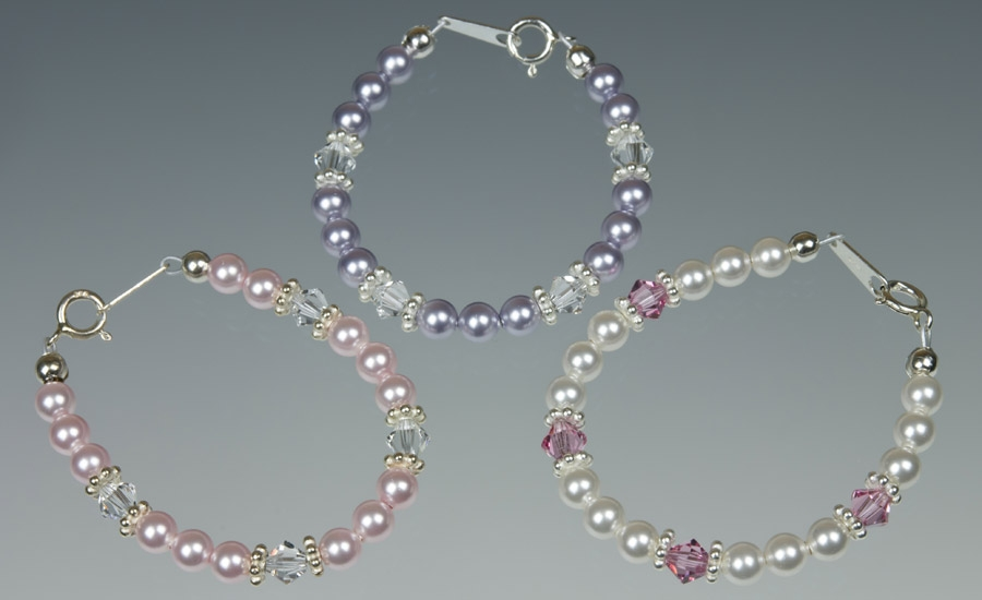 Swarovski Pearls and Crystals